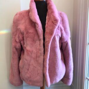 Genuine Mink Jacket